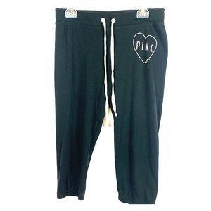 PINK by Victoria Secret Crop Sweatpants